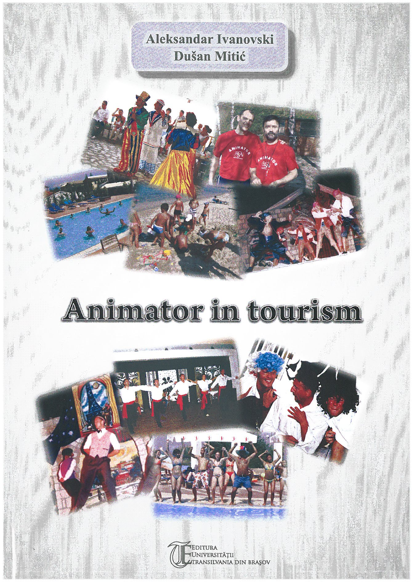 Animator u Turiymu